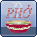 Pho Icon, iOS icon, pixels